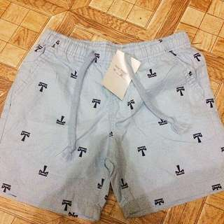 Trendy shorts blue