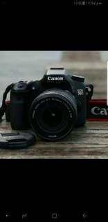 selling Cannon 70d