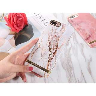 Iphone 6/s Marble Case