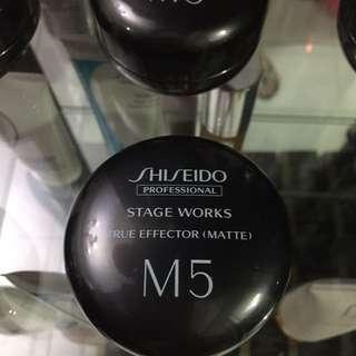 Shiseido hair wax M5 , want to looks good  ? Use M5