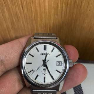 Grand Seiko GS 4522-8000 36000 High Beat 1969年