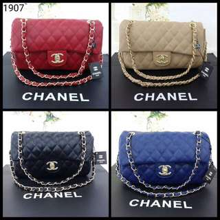 READY STOCK HIGH QUALITY GRED CHANEL BAG🔥