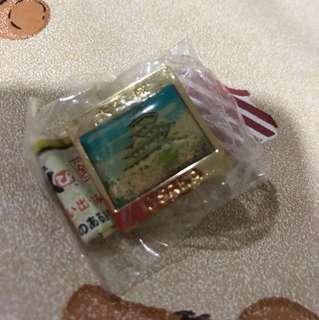 大阪城徽章
