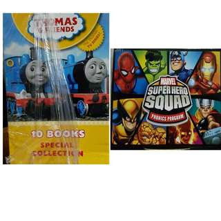 Thomas and friends, parcel superheroes