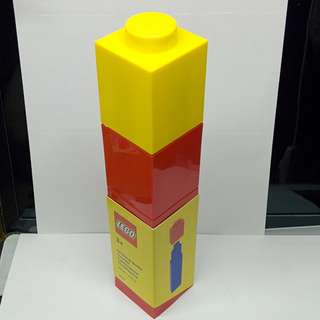 Lego造型水樽 Drinking Bottle 350ml (波蘭製造)
