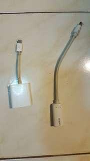 Vga connecter / hdmi cable