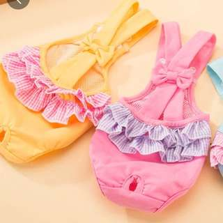 Menses wear for doggies