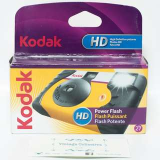 Kodak High Definition Power Flash 800 Disposable Camera