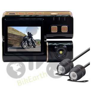 Motorbike Dash Cam (Front and back)
