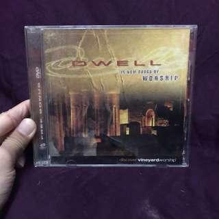 Dwell - 19 songs of worship (discover vineyard worship) Christian CD Album