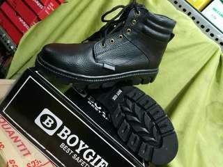 Safety boygie boot