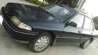 福特 LASER 1.6GLX (1996年)