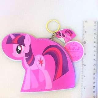Cute Pony Coin Purse