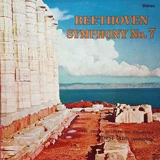 VINYL RECORD- BEETHOVAN SYMPHONY 7