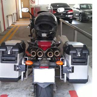 Laser Extreme Exhaust for Yamaha FZ6S