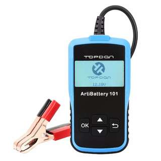 Automotive Battery / Charging Tester