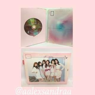 Apink 🐼 Pink memory album