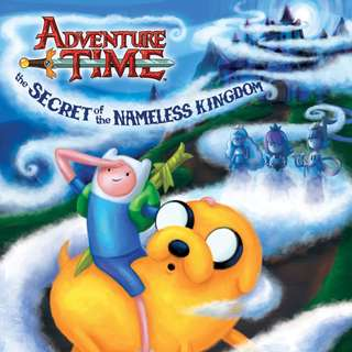 3DS ADVENTURE TIME THE SECRET OF THE NAMELESS KINGDOM