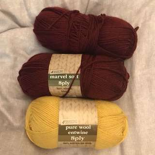 4SEASONS KNITTING WOOL