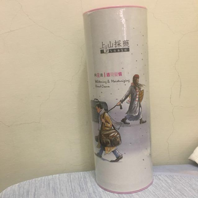 上山採藥幾米限定版-美白保濕玫瑰護手霜#有超取最好買#幫我除舊佈新