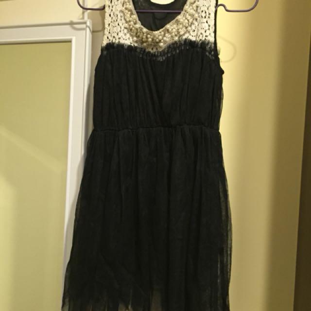 單一尺碼 質感好洋裝 全新含吊