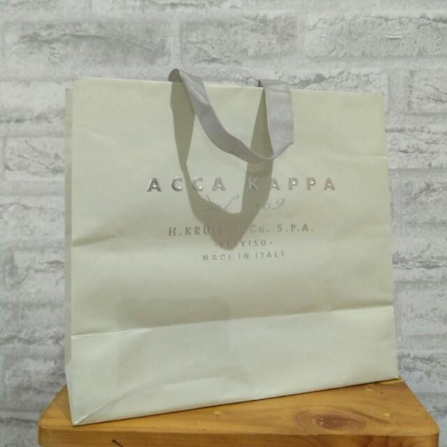 ACCA KAPPA Paper Bag