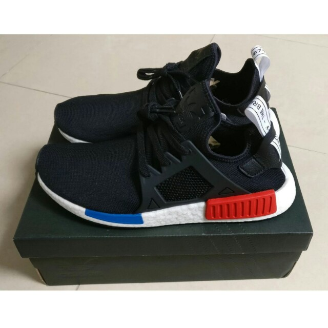 Adidas Nmd Xr1 Og Men S Fashion Footwear Sneakers On Carousell