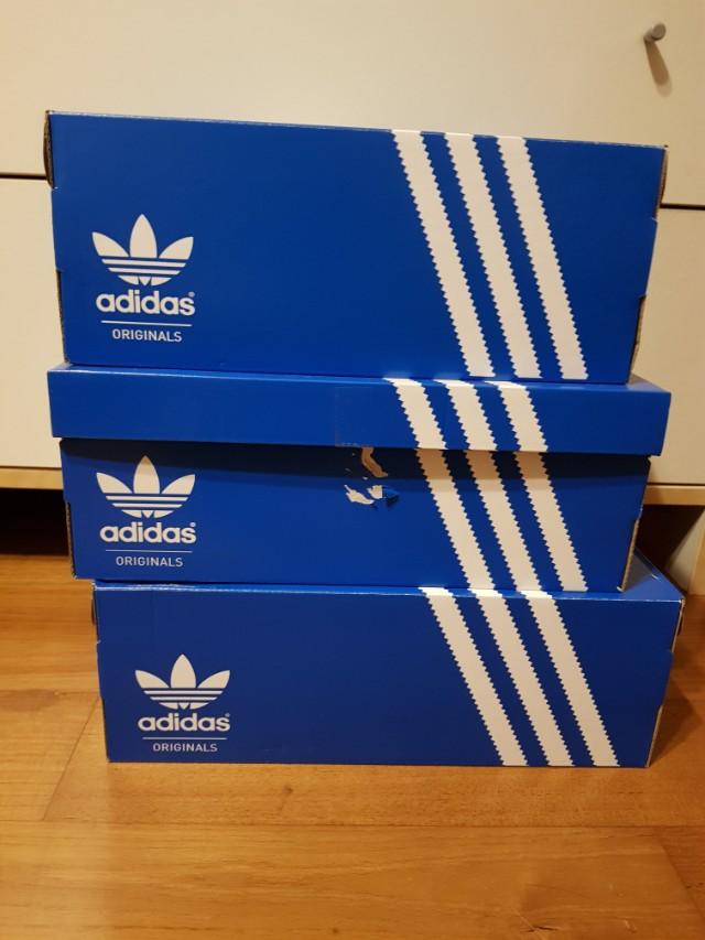 Adidas Originals Shoe Box, Men's