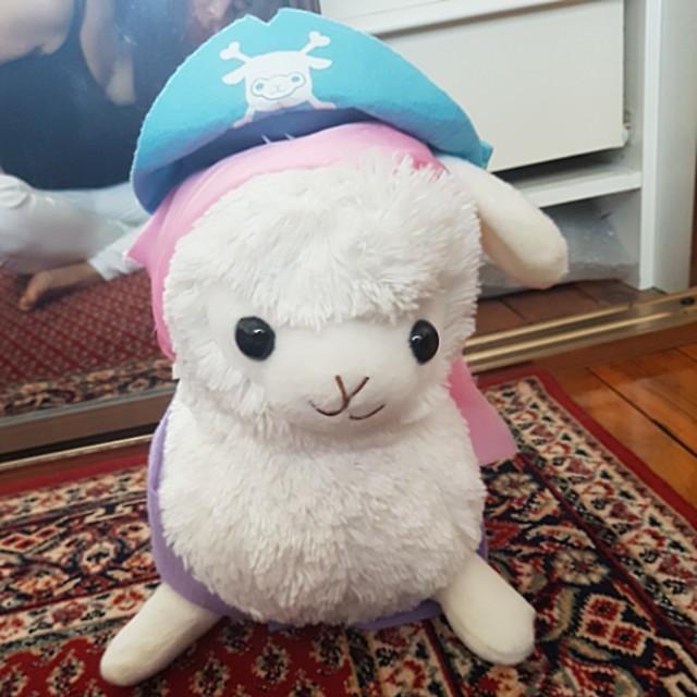 Alpacasso alpaca cute soft toy plush