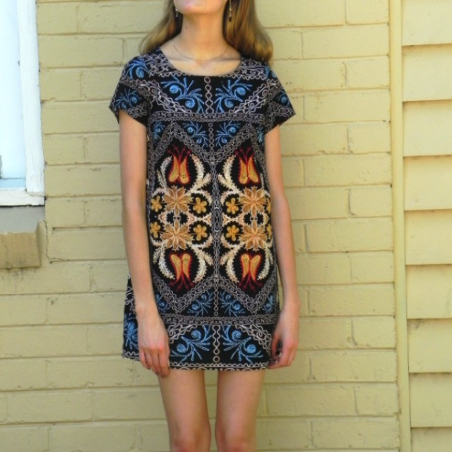 Amazing shift dress