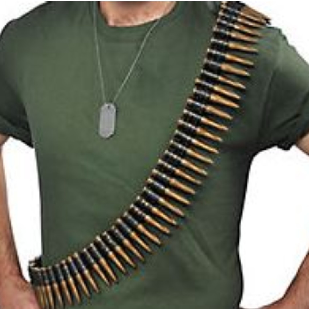 Army Costume Accessories