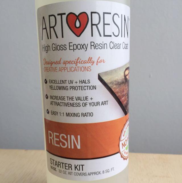 Art Resin Non Toxic Resin For Coating Artworks, Design