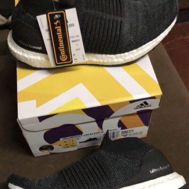 Auténtico y BNew talla Adidas Ultraboost talla BNew sin cordones sin Preloved a92aabe - grind.website