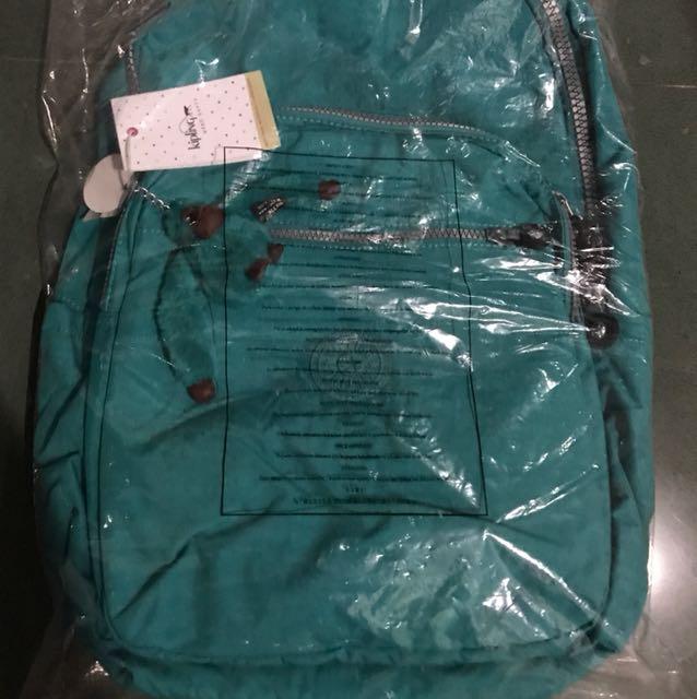 Authentic Kipling bagpack
