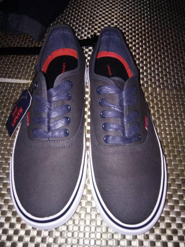 Authentic Levis shoes