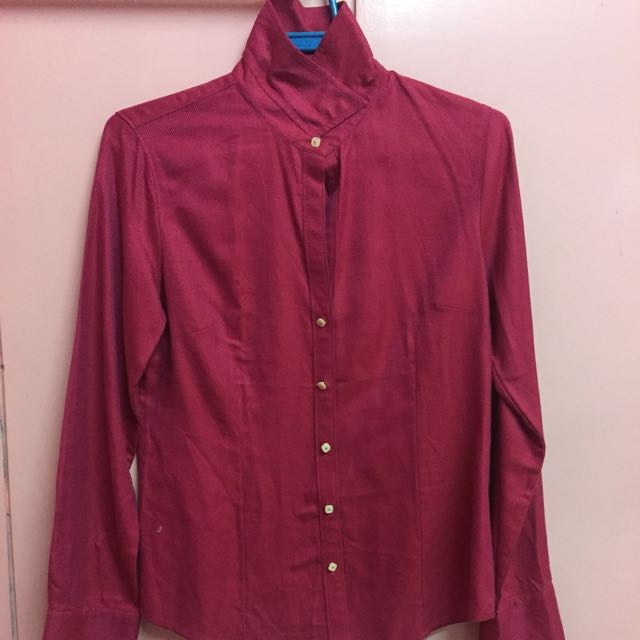 Authentic Long Sleeve formal