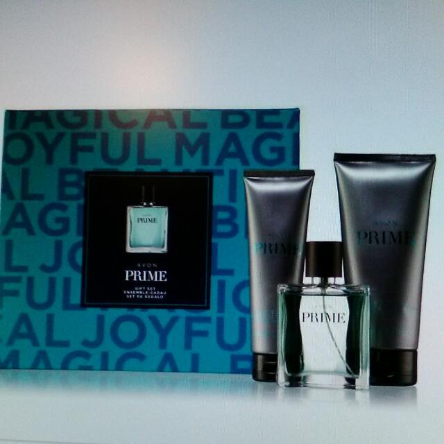Avon Prime Gift Set