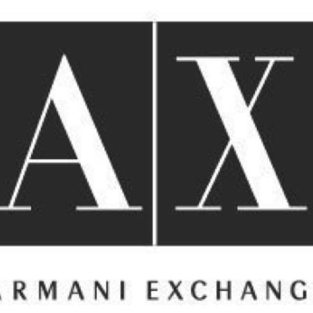 香港A/X ARMANI EXCHANGE棒球外套