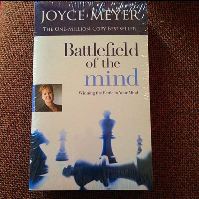Battlefield Of The Mind - Joyce Meyer #NYB50