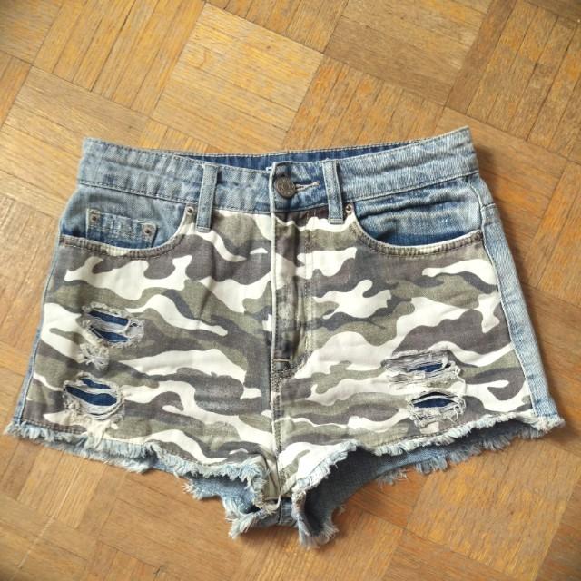 Bdg cheeky shorts