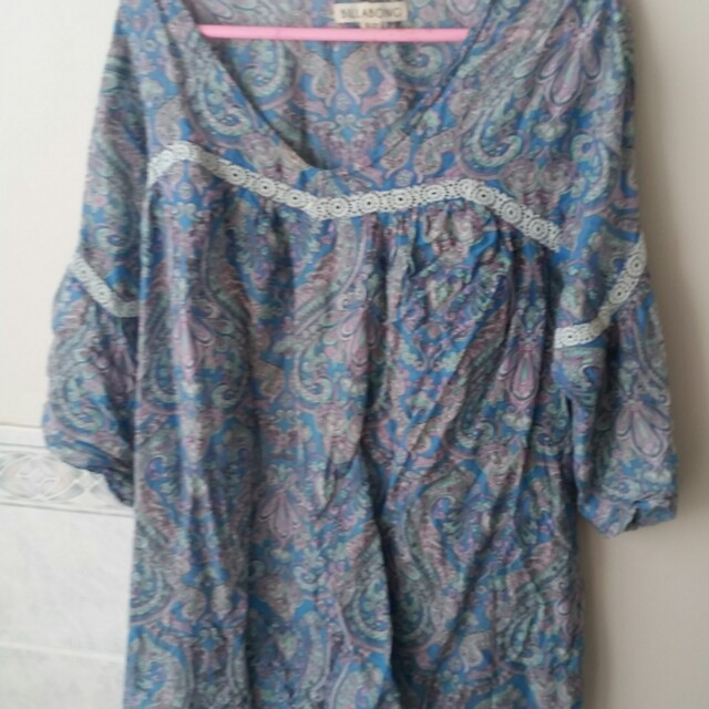 Billabong Shirt/Dress