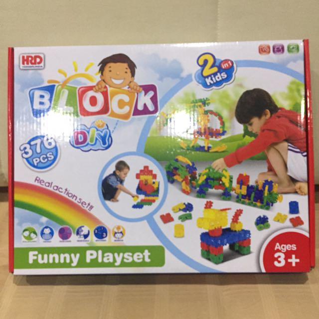 Block DIY