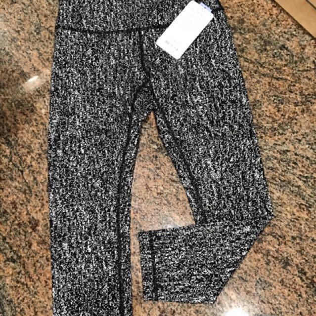 BNWT Lululemon Can Size 8 High Times Pants