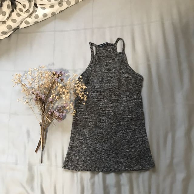 Brandy Melville Inspired Halter Top