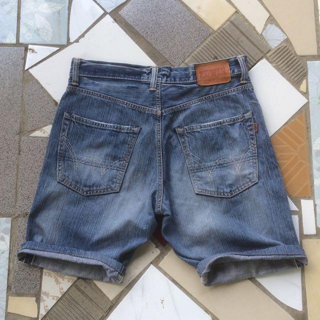 Celana Jeans Selvedge Edwin 505Z