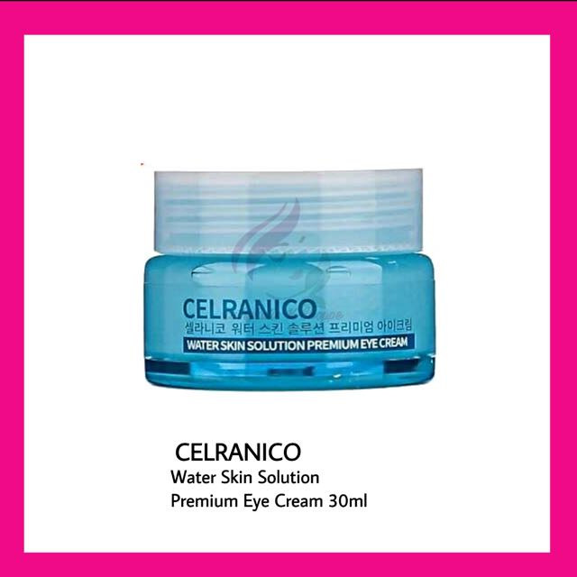 CELRANICO Water Skin Solution Premium Eye Cream 30ml
