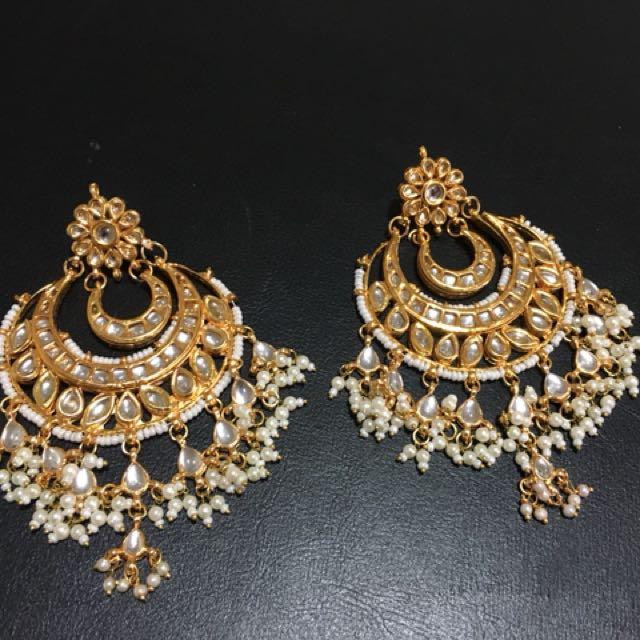 Chandbaali Earrings