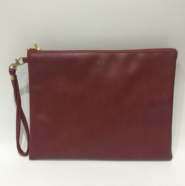 Clutch initial Skroomy SK Preloved