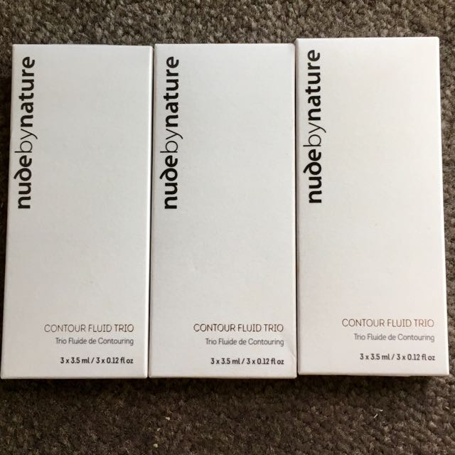 Contour fluid trio NBN - Brand New & sealed
