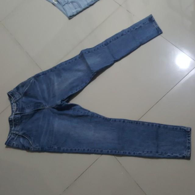 Cotton on high waist jeans
